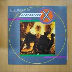 GENERATION X - THE BEST OF - LP