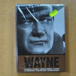 JOHN WAYNE PACK - DVD