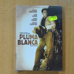 PLUMA BLANCA - DVD