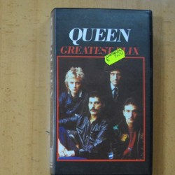 QUEEN - GREATEST HITS - VHS