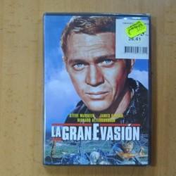 LA GRAN EVASION - DVD