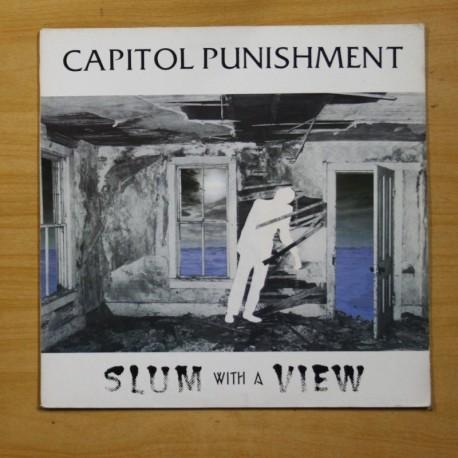 CAPITOL PUNISHMENT - SLUM WITH A VIEW - LP