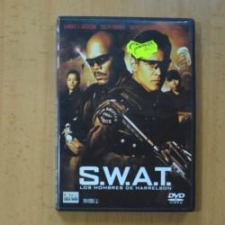 S.W.A.T. LOS HOMBRES DE HARRELSON - DVD