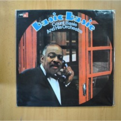 COUNT BASIE AND HIS ORCHESTRA - BASIC BASIE - GATEFOLD - LP