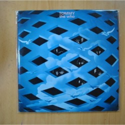 THE WHO - TOMMY - GATEFOLD - 2 LP