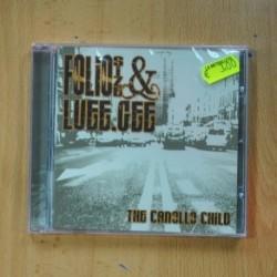 FOLIO SIZE & LUEE GEE - THE CANOLLO CHILD - CD