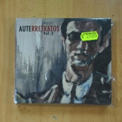 LUIS EDUARDO AUTE - AUTERRETRATOS VOL 2 - 2 CD