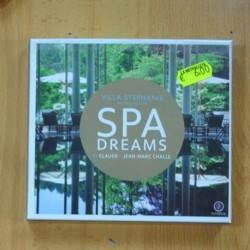 CLAUDE & JEAN MARCH CHALLE - SPA DREAMS - 2 CD