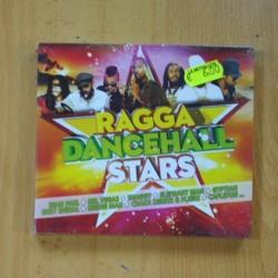 RAGGA DANCEHALL STARS - VARIOS - 3 CD