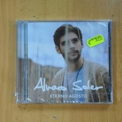 ANTONIO SOLER - ETERNO AGOSTO - CD