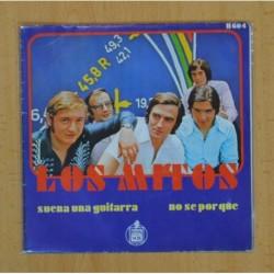 LOS MITOS - SUENA UNA GUITARRA / NO SE PORQUE - SINGLE