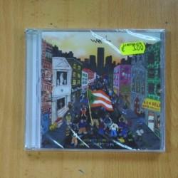 WIKI - NO MOUNTAINS IN MANHATTAN - CD