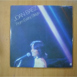 JOAN BAEZ - FROM EVERY STAGE - GATEFOLD - 2 LP