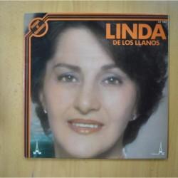 LINDA DE LOS LLANOS - LINDA DE LOS LLANOS - GATEFOLD - LP