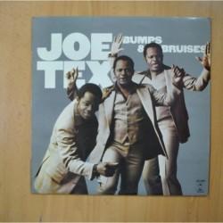 JOE TEX - BUMPS & BRUISES - LP