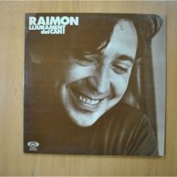 RAIMON - LLIURAMENT DEL CANT - GATEFOLD - LP