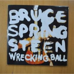 BRUCE SPRINGSTEEN - WRECKING BALL - CONTIENE CD - 2 LP