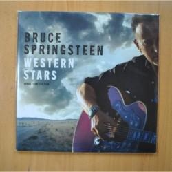 BRUCE SPRINGSTEEN - WESTERN STARS - GATEFOLD - 2 LP