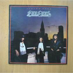 BEE GEES - LIVING EYES - GATEFOLD - LP