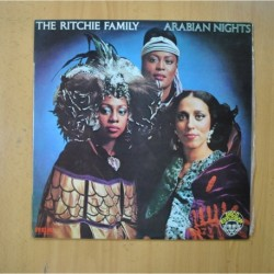 THE RITCHIE FAMILY - ARABIAN NIGHTS - LP