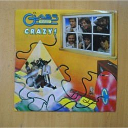 THE GLASS FAMILY - CRAZY - LP