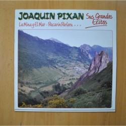 JOAQUIN PIXAN - SUS GRANDES EXITOS - LP