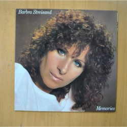 BARBRA STREISAND - MEMORIES - LP