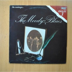 THE MOODY BLUES - SUS COMIENZOS - 2 LP