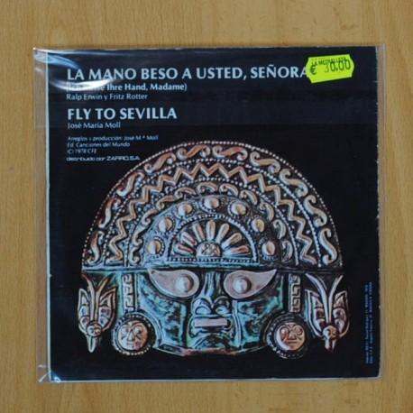 LOS SABANDEÑOS - BOLEROS CANARIOS DE AMOR Y TRABAJO - LP [DISCO VINILO]