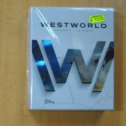 WESTWORLD - SAISON 2 LA PORTE - BLURAY
