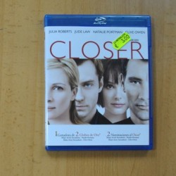 CLOSER - BLURAY