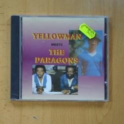 YELLOWMAN / THE PARAGONS - YELLOWMAN MEETS THE PARAGONS - CD