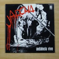 JARCHA - ANDALUCIA VIVE - GATEFOLD - LP