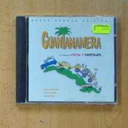 VARIOS - GUANTANAMERA - CD