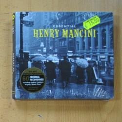 HENRY MANCINI - ESSENTIAL - 3 CD