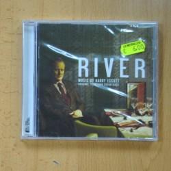 HARRY ESCOTT - RIVER - CD