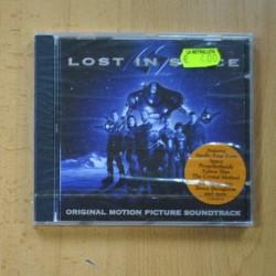 VARIOS - LOST IN SPACE - CD