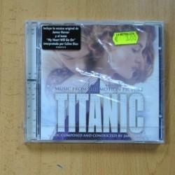 JAMES HORNER - TITANIC - CD
