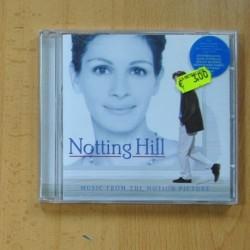 VARIOS - NOTTING HILL - CD