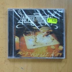 ARMA BLANCA - R EVOLUCION - CD