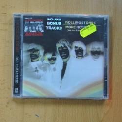 ROLLING STONES - MORE HOT ROCKS BIG HITS & FAZED COOKIES - CD