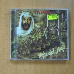 TRIANA - HIJOS DEL AGOBIO - CD