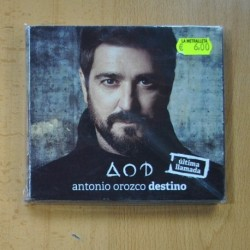 ANTONIO OROZCO - DESTINO - CD