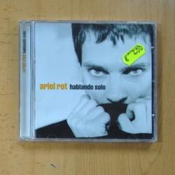 ARIEL ROT - HABLANDO SOLO - CD