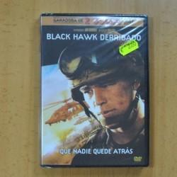 BLACK HAWK DERRIBADO - DVD