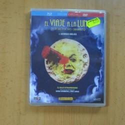 EL VIAJE A LA LUNA - DVD + BLURAY