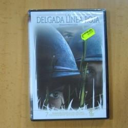 LA DELGADA LINEA ROJA - DVD