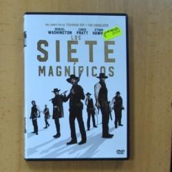 LOS SIETE MAGNIFICOS - DVD