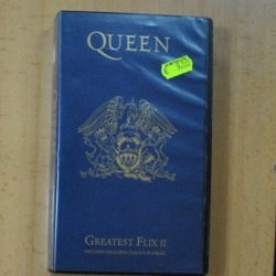 QUEEN - GREATEST FLIX II - VHS