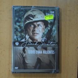 TODOS ERAN VALIENTES - DVD